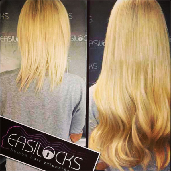Tanya mary easilocks hair extensions specialist and micro rings before after easilocks results pmusecretfo Gallery